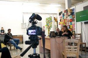 Αμάντα Λιβανού & Παναγιώτης Ευαγγελίδης - Εργαστήριο Ντοκιμαντέρ